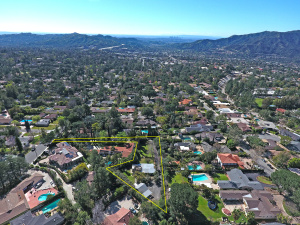 5107 CASTLE RD, La Canada Flintridge CA: