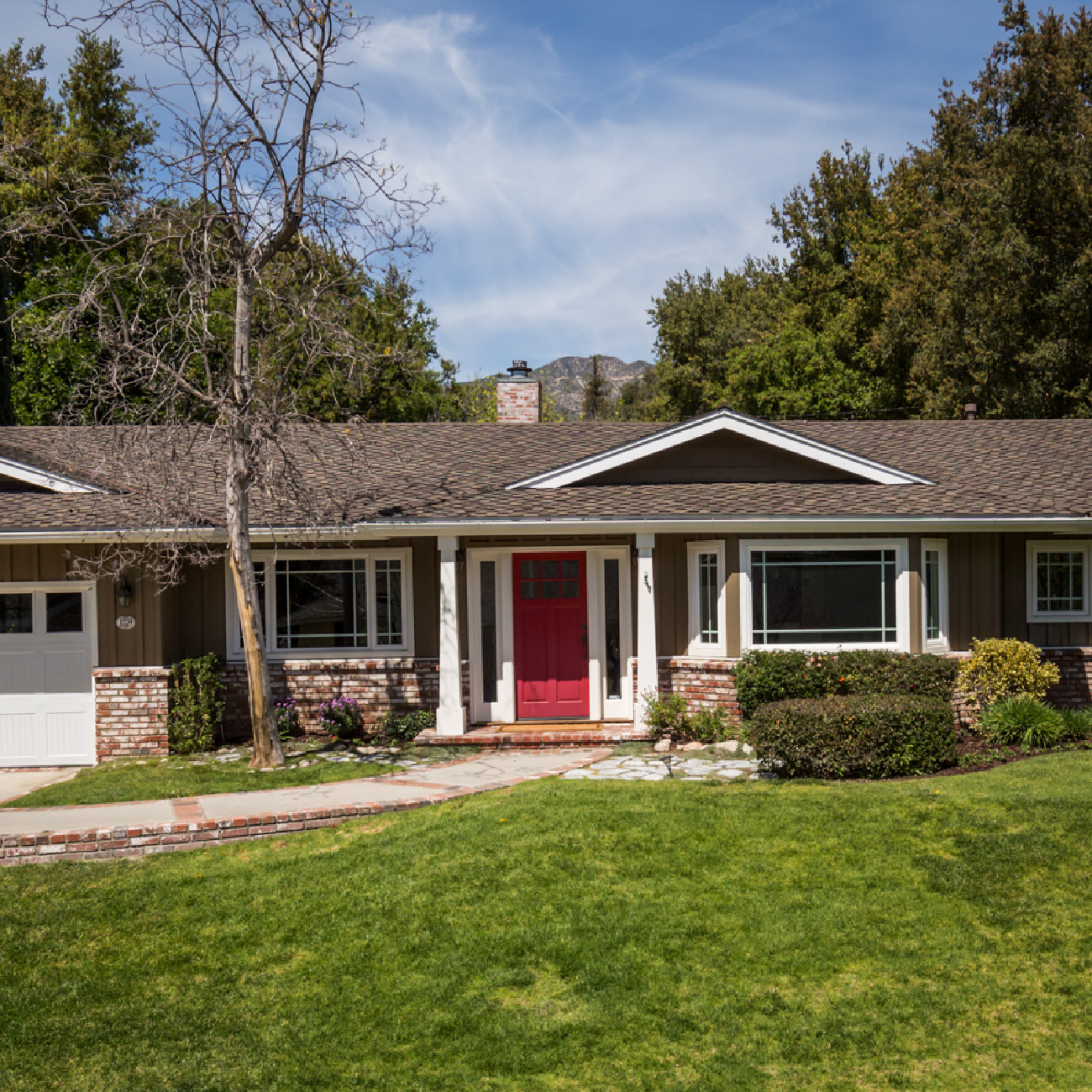 1239 LANTERMAN LANE, La Canada Flintridge CA:
